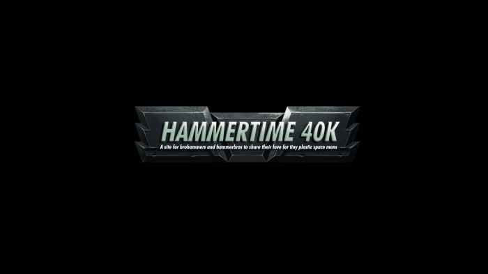 Hammertime40K Wallpaper!