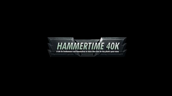 Hammertime40K Wallpaper! | Hammertime 40K