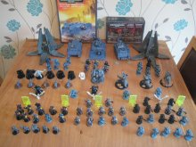 Space Wolf Army as of July 2013