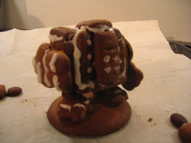 gingerbreadnought